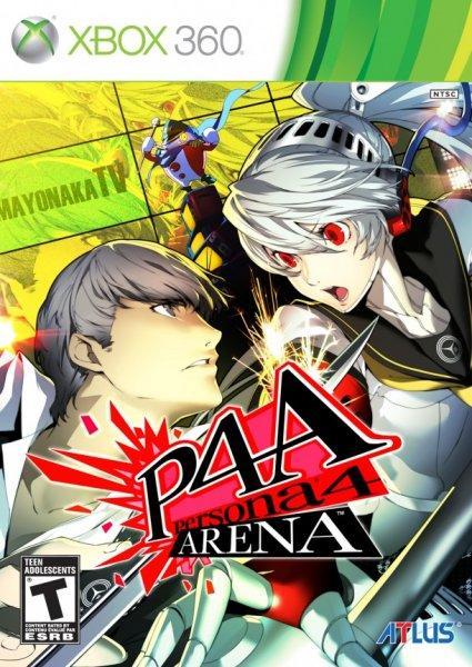 Descargar Persona 4 Arena [MULTI][USA][XDG2][iMARS] por Torrent